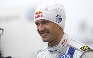 WRCスウェーデン:デイ1「夢のようなリザルト」