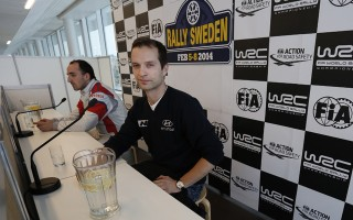 WRCスウェーデン:「11カ月前に戻った気分」