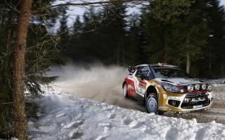WRCスウェーデン:シェイクダウン結果
