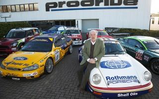 プロドライブ、初勝利から30周年