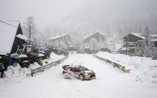 WRCモンテカルロ:デイ3リザルト
