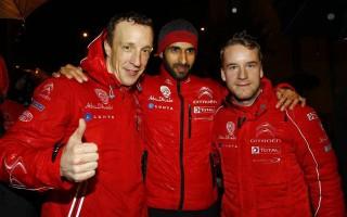 WRCモンテカルロ:フィニッシュ後 チームコメント