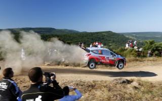 パッドン、WRCサルディーニャでヒュンダイからの参戦一周年