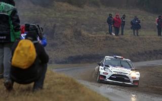WRCモンテカルロ:2日目午前はブフィエ対オジエ