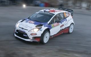 WRCモンテカルロ:ヒュンダイ、初日で戦線離脱