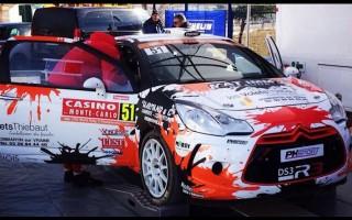 WRCモンテカルロ:プレイベントカンファレンス(WRC3)