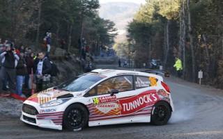 WRCモンテカルロ:プレイベントカンファレンス(WRC2)