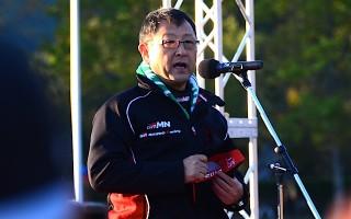 [更新]トヨタ社長、J SPORTSのWRC番組で生解説!