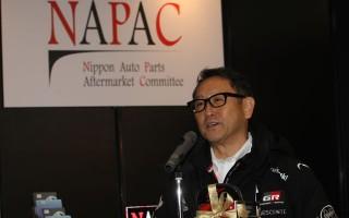 モリゾウがNAPACアワード受賞
