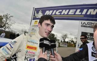 クレイグ・ブリーン、WRCスウェーデンでWRカーデビュー
