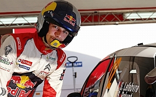 シトロエン、WRCドイツでルフェーブルをWRカーエントリー