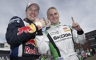 WRCフィンランド、ラッピWRC2優勝で選手権首位に浮上