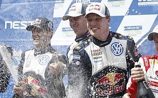 WRCフィンランド:デイ4コメント「この瞬間を楽しみたい」