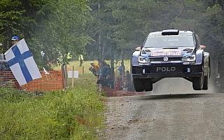 【速報】WRCフィンランド:ラトバラ、オジエに競り勝ち今季2勝目