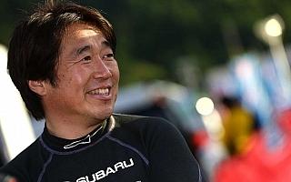 新井敏弘、いすゞD-MAXでアジアクロスカントリーに参戦