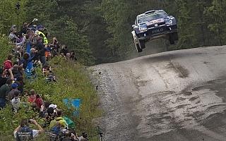 WRCフィンランド:SS1ではオジエがトップ!