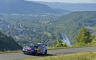 WRCドイツ:シェイクダウンはラトバラがトップタイム