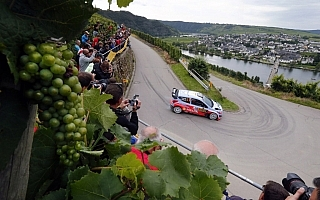 WRCドイツ:事前情報 今季最初の本格ターマック戦