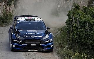 Mスポーツ、新型フィエスタRS WRC初の舗装戦に挑む