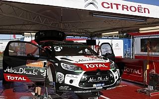 WRCオーストラリア、レッキでアクシデントのオストベルグ欠場、代替にルフェーブル
