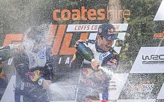 WRCオーストラリア:デイ3コメント「タイトルのことを考える余裕なんてなかった」