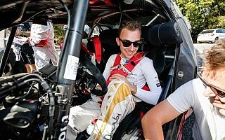 WRCオーストラリア:デイ1コメント「明日もまた初めての挑戦」