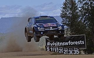 WRCオーストラリア:オジエ通算31勝目で3度目のタイトル