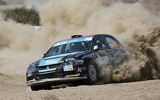 ERCキプロス:ERC2優勝のボッカ、タイヤ本数オーバーでペナルティ、2位に降格