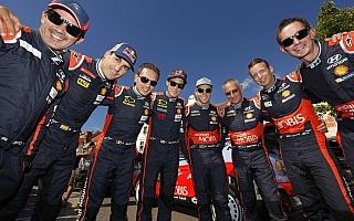 ヒュンダイ、WRCコルシカ戦は再び4台体制で