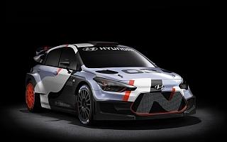 ヒュンダイ、次世代i20 WRCをフランクフルトでプレビュー
