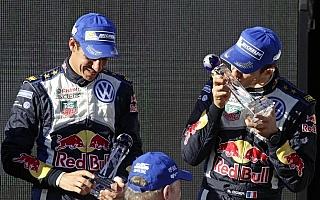 WRCオーストラリア・ポスト会見「先頭走行が大きな経験になっている」