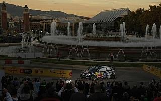 WRCスペイン:シェイクダウンはパッドン、開幕SSはオジエがトップ