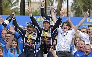 WRCスペイン:デイ3コメント「スウェーデンと真逆の事が起きた」