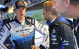WRCコルシカ:デイ1コメント「ラグビーチームの次は僕」