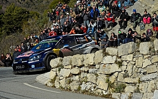 オジエ、WRC母国戦に3連覇王者として凱旋