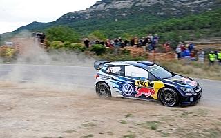 WRCスペイン:競技3日目を終えてフォルクスワーゲンが上位独占