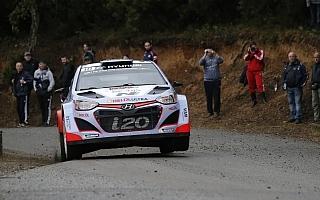 WRCコルシカ:デイ2最初のSSもキャンセルに