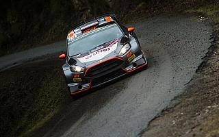 WRCコルシカ:クビカがシェイクダウンでトップタイム
