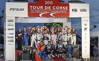 WRCコルシカ:プレ会見「数えてはいないがコルシカはコルシカのまま」