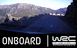 WRC.com、ソルドのツール・ド・コルスSS8オンボードを公開