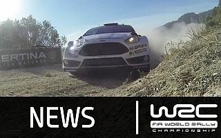 【動画】WRCスペイン:SS5を終えてオジエが0.8秒差の首位