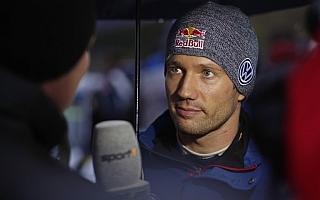 WRC GB:デイ2コメント「本当に悲しい一日」