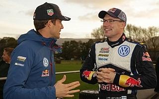 WRC GB:デイ3コメント「僕の2015シーズンを反映した週末」