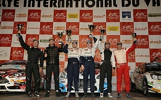 ERCデュバレー:ブリーンが今季最多の4勝目