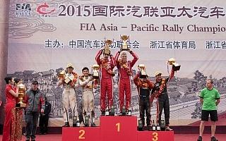 APRCチャイナ:ティデマンドが圧勝、高山がアジアカップトップ