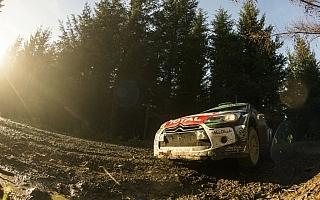 WRC GB:事前情報 今季最終戦はマニュファクチャラーズ2位争いに注目