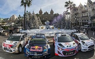 WRC、2016年全14戦の日程を発表、中国は9月、最終戦は豪州