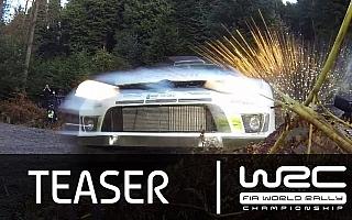 【動画】WRC.com、最終戦ラリーGBのティザー動画を公開