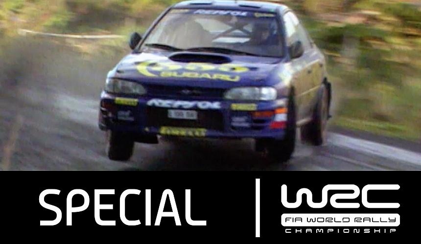 【動画】WRC.com、最終戦ラリーGBの名場面を特集する短編動画を公開