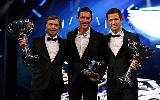 FIAガーラでチャンピオン達が戴冠